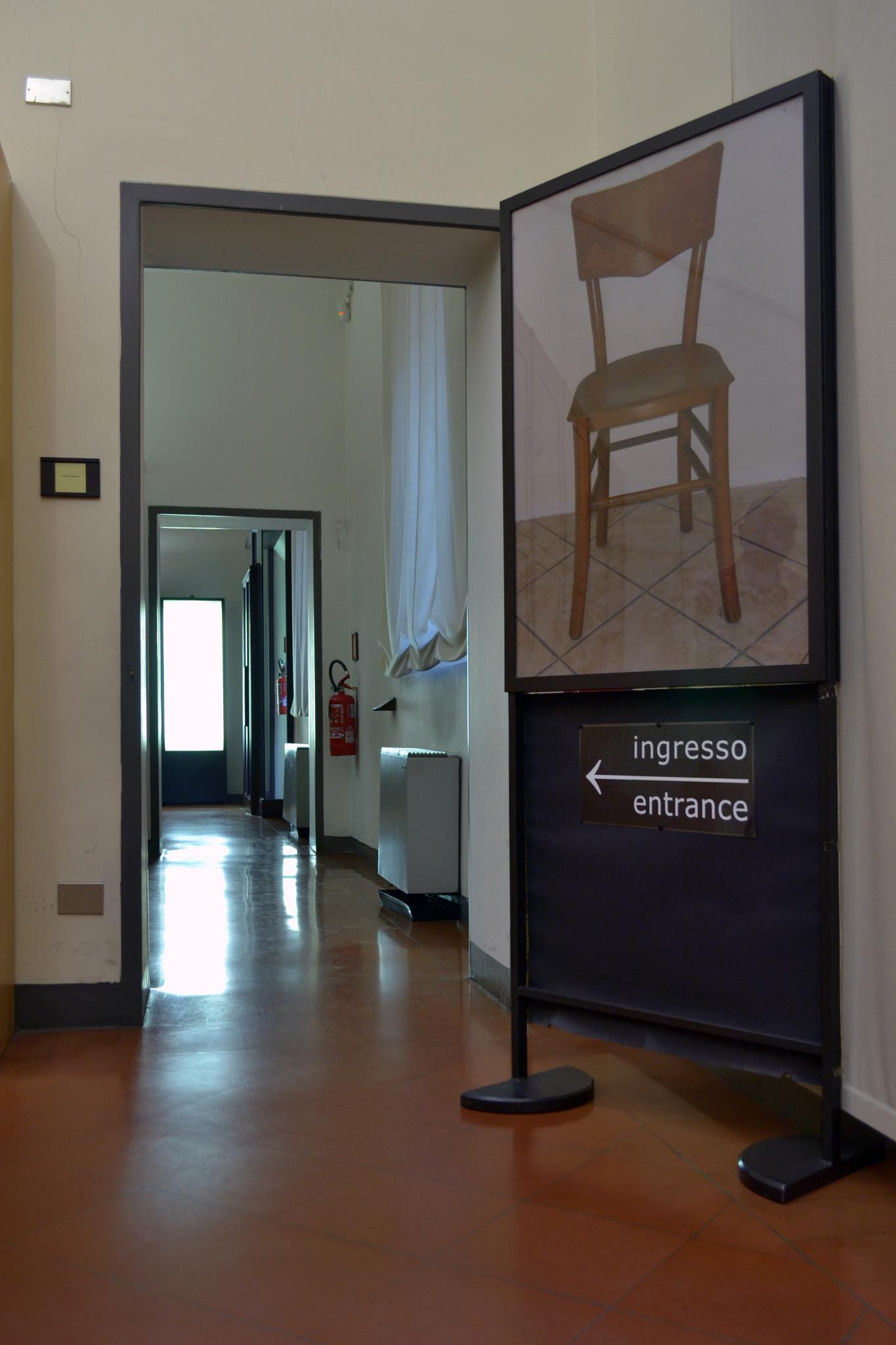 sedia proposta per Musée de l'OHM