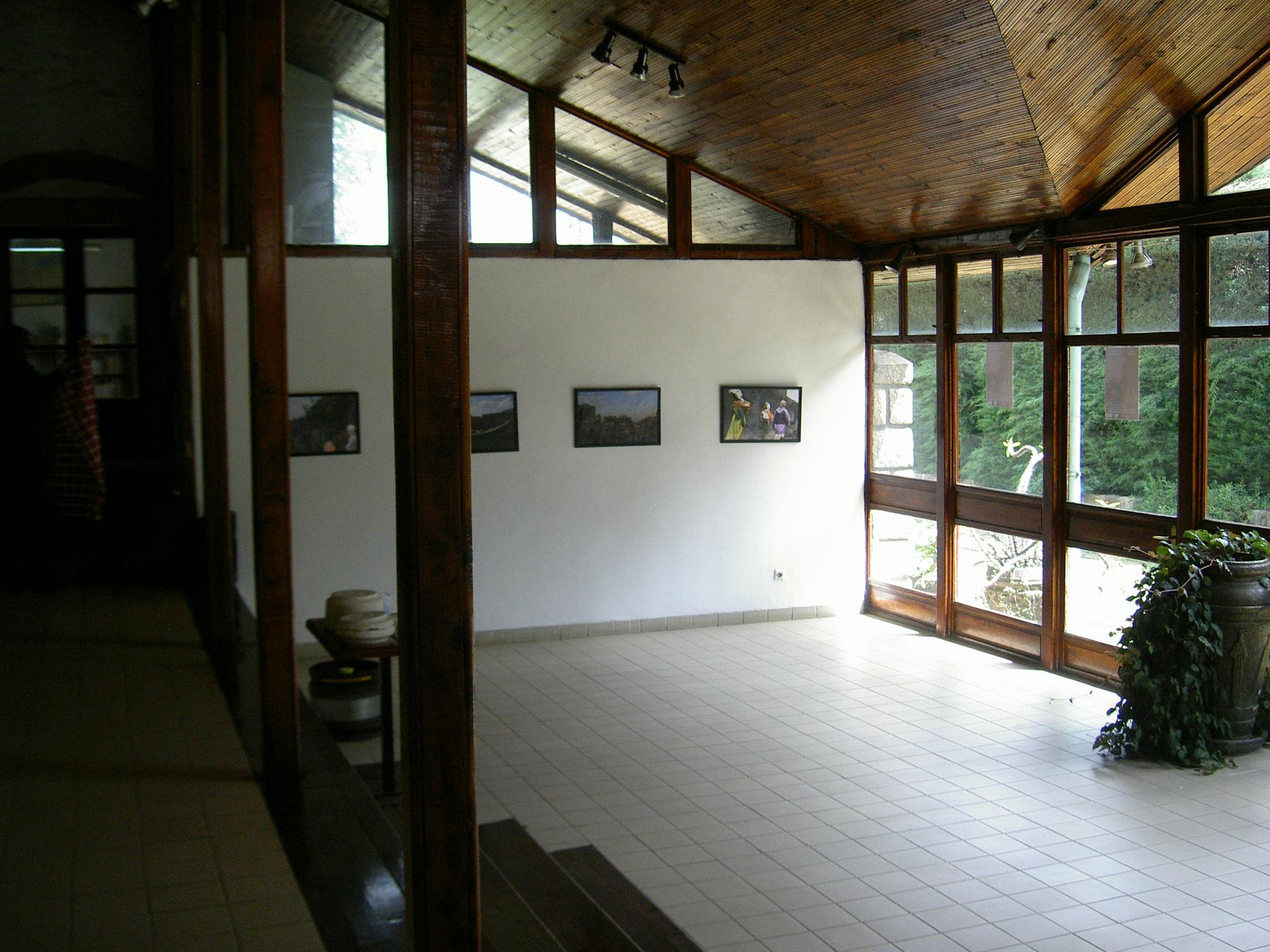 vista dell'installazione